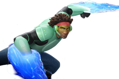 Wasabi Heroform Render
