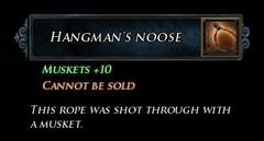 LI Hangman's Noose Stats