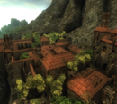 Вулканическая крепость