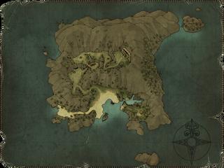 R2 Storm Island Map