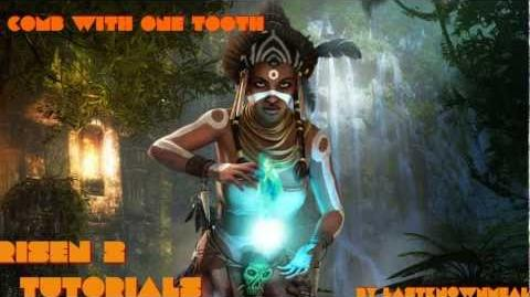 Risen 2 - Comb With One Tooth Guide