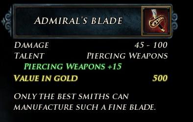 AdmiralsBlade