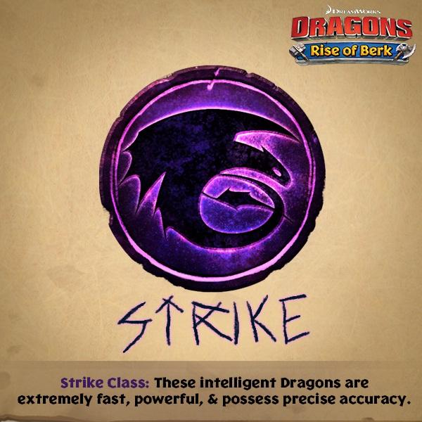 Strike class