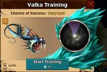 Trailtwister Valka First Chance