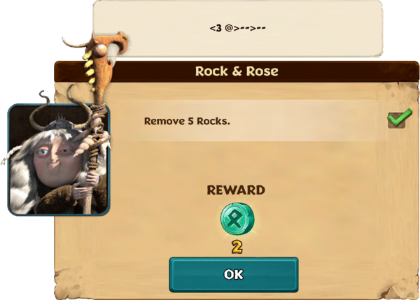 Rock & Rose