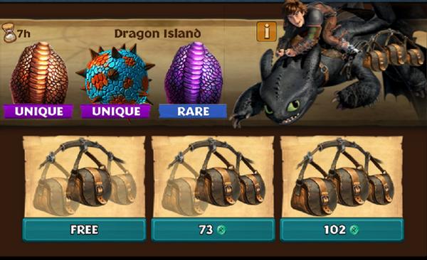 Dragon Island (Cloudjumper & Lump)