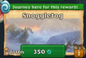 Astrid's Journey Snoggletog