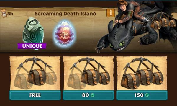 Screaming Death Island