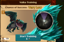 Alpha Shadow Valka First Chance