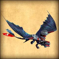 Toothless Battle Armor - FB