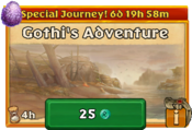 Snotlout's Journey Gothi's Adventure