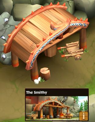 The Smithy Lv 0