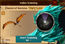 Battle Timberjack Valka First Chance