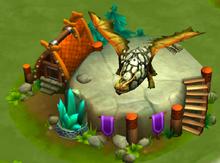 Seedling Rumblehorn Titan