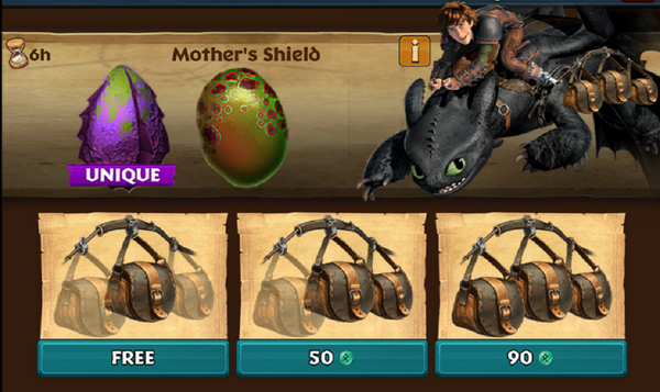 Mother's Shield (Gruff)