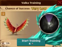 Torch Valka First Chance