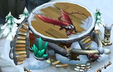 Battle Changewing Valka Titan
