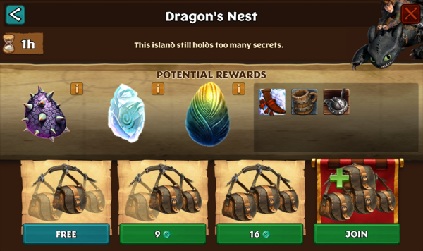 Dragon's Nest