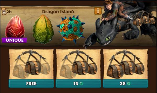 Dragon Island (Valka's Mercy)