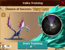 Snaggletooth Valka First Chance