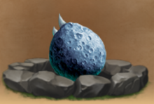 Small Shadow Egg