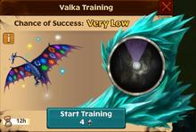 Skyfire Valka First Chance