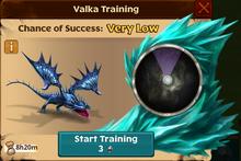 Icebane Valka First Chance