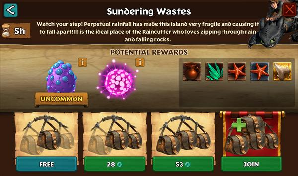 Sundering Wastes