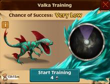 Alpha Speed Stinger Valka First Chance