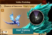 Deepfreeze Valka First Chance
