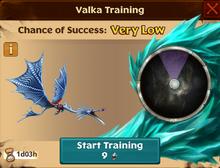 Battle Tide Glider Valka First Chance