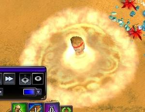 Sand Circle2