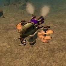 Pirata Flyer