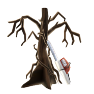 Chainsaw Prop