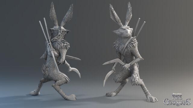 File:3D Bunnymund by Charles Ellison.jpg