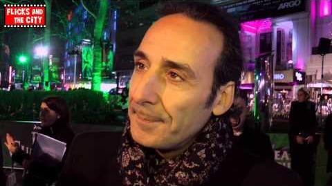 Alexandre Desplat Interview - Rise of the Guardians Soundtrack & Music