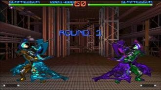 Rise 2 Resurrection PS1 - play as Surpressor