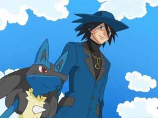 File:Riley and Lucario.png