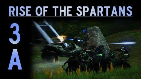 Rise of the Spartans Part 3A (Reach Machinima)