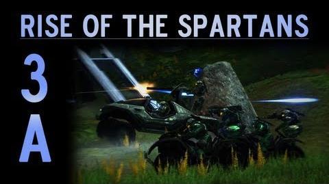 Rise of the Spartans Part 3A (Reach Machinima)
