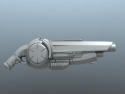 Rotating custom shotgun