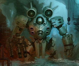 Painting-robot-mecha-tutorial