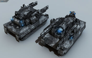 Grizzly Main Battle Tank