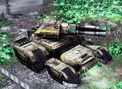 Polar Bear Cryo Tank