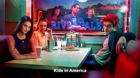 Riverdale Cast - Kids in America Riverdale 1x11 Music HD