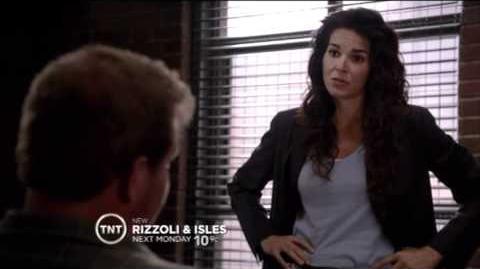 """Rizzoli & Isles 2x09 Promo """"Gone Daddy Gone"""""""