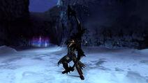Ragnarok Odyssey Ace mount hnitbjorg