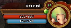 WormtailBar