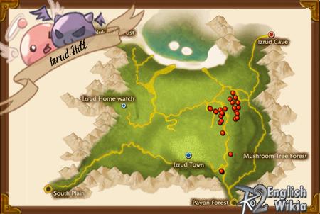 StoneTarantula Map