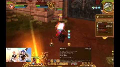 Ragnarok Online 2 WoE Testing